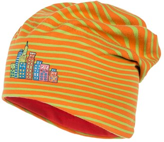 maximo Girl's Kids - Beanie Short Ringeljersey Hat