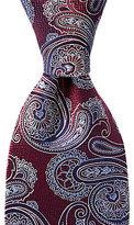 Daniel Cremieux Paisley Bloom Traditional Silk Tie
