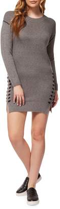 Dex Long-Sleeve Sweater Dress