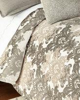 Isabella Collection King Ethos Damask Duvet Cover