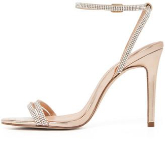 Forever New Anna Diamante Strap Heels