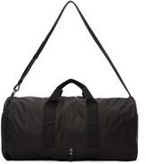 Maison Margiela Black Packable Duffle Bag