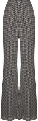 Sachin + Babi check print Cora trousers