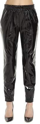 MICHAEL Michael Kors Vinyl Drawstring Track Trousers