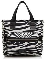 Marc Jacobs Zebra Biker Diaper Bag