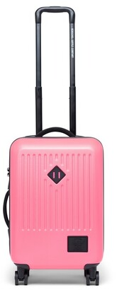 Herschel Trade Small Hard Shell Luggage Neon Pink