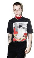 3.1 Phillip Lim Graphic leopard t-Shirt