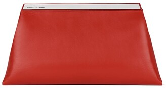 Giuseppe Zanotti Sharyl leather clutch bag