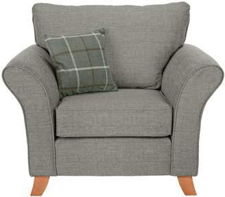 Argos Home Kayla Fabric Armchair