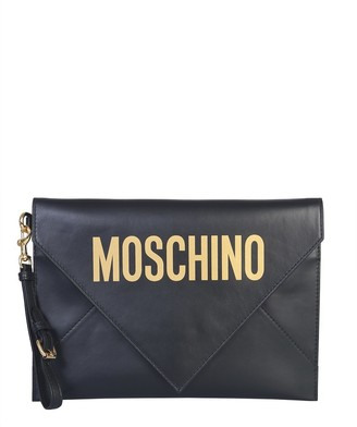 Moschino Pouch With Logo