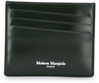 Maison Margiela Embossed Logo Card Holder