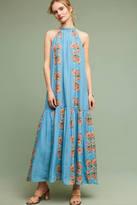 Carolina K. Neoma Silk Maxi Dress