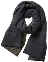Banana Republic Quilted PrimaLoft Scarf
