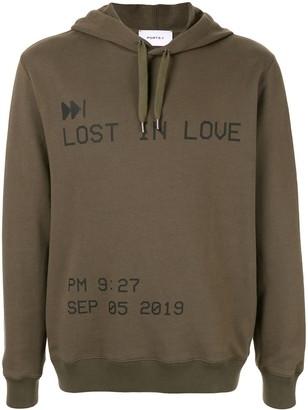 Ports V Lost In Love digital hoody
