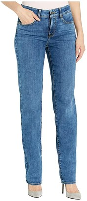 NYDJ Marilyn Straight in Presidio (Presidio) Women's Jeans