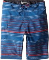 Volcom Magnetic Liney Mod Boardshorts (Big Kids)
