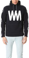 White Mountaineering WM Printed Fleece Lining Pullover