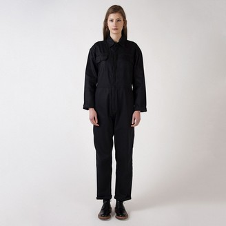 Kate Sheridan Black Boiler Suit - Medium