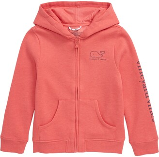 Vineyard Vines Graphic Full Zip Fleece Hoodie