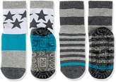 Sterntaler Boy's Fli Air DP Sterne/Ringel Calf Socks
