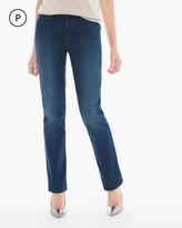 Chico's Straight-Leg Jeans