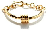 Thumbnail for your product : Tohum Dunya Apia 24kt Gold-plated Bangle - Gold