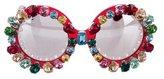 Dolce & Gabbana Spring 2016 Embellished Sunglasses