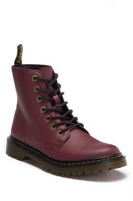 Dr. Martens Luana Leather Combat Boot