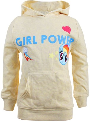 My Little Pony Girl's Patches Hoodie