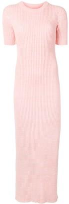 Anna Quan Melina ribbed dress