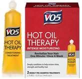 VO5 V05 Moisturizing Oil, 2 tubes, 0.5 oz