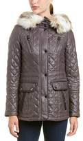Laundry by Shelli Segal Quilted Anorak.