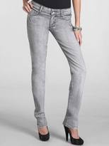 Zip Pocket Skinny Jean