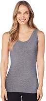 Cuddl Duds Women's Reversible Softwear with Stretch Tank