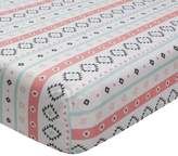 Lambs & Ivy 3-pc. Little Spirit Fitted Crib Sheet