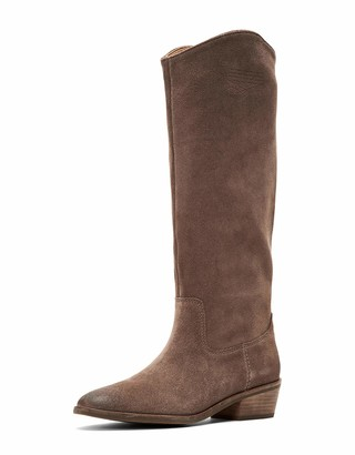 Frye Women's Caden Stitch Tall Knee High Boot