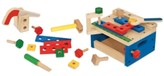 Melissa & Doug Kids' Hammer & Saw Tool Bench Set