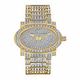 Wittnauer Womens Gold Tone Bracelet Watch-Wn4004