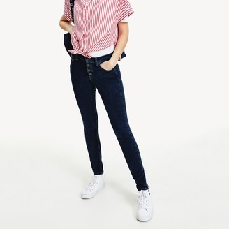 Tommy Jeans Slim Fit Buttoned Jeans
