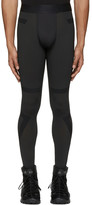 Y-3 Sport Black Techfit® Long Tights
