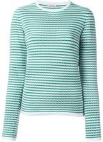 P.A.R.O.S.H. round neck sweater - women - Cotton/Spandex/Elastane - S