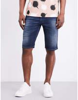 Diesel Krooshort-ne stretch-cotton shorts