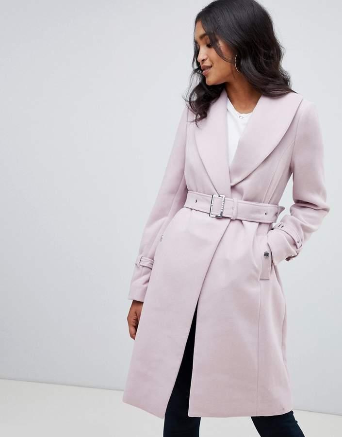 09c662d87b10 Womens Shawl Collar Coats - ShopStyle