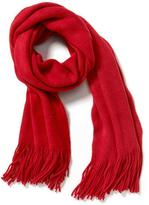 Old Navy Solid Fringe Scarf for Women