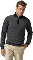Tommy Hilfiger Birdseye Mockneck Sweater