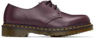 Dr. Martens Purple 1461 Derbys