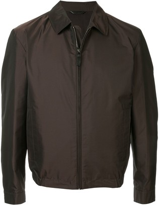 Gieves & Hawkes Lightweight Bomber Jacket