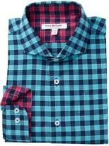 Isaac Mizrahi Fashion Dress Shirt (Toddler, Little Boys, & Big Boys)