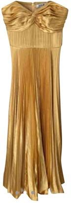 AMUR Gold Dress for Women