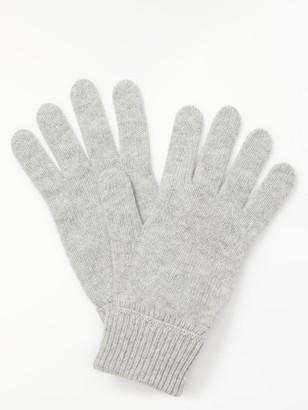 John Lewis & Partners Cashmere Gloves